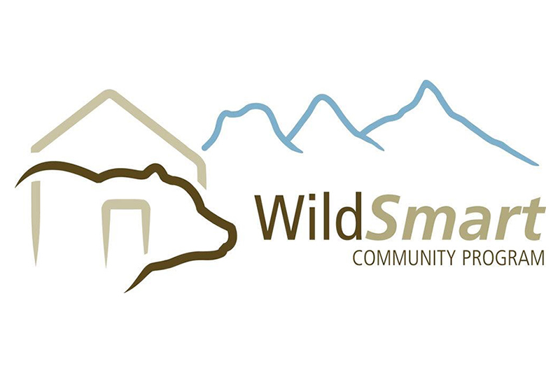 WildSmart human-wildlife coexistence program logo.